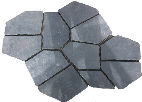 Slate Pavers for Garden, China. ALPS014