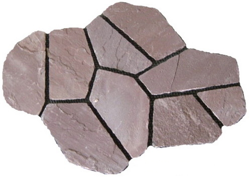 Chinese Paving Stones,Stone Patios, AL021