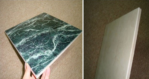 Marble Composite Tiles AL008, China
