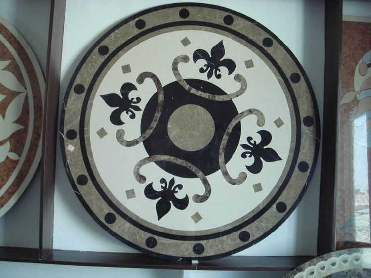 Marble Floor Medallions,Suppliers,China. ALSM037