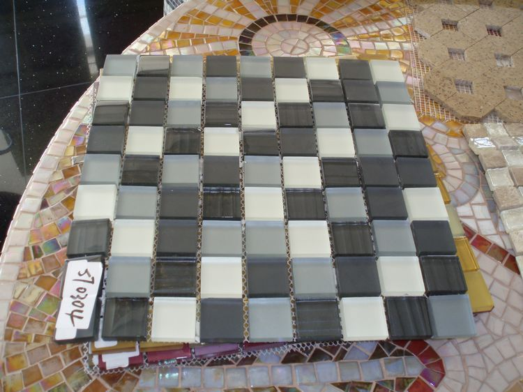 Artificial Marble Mosaic Tiles, AL062, China