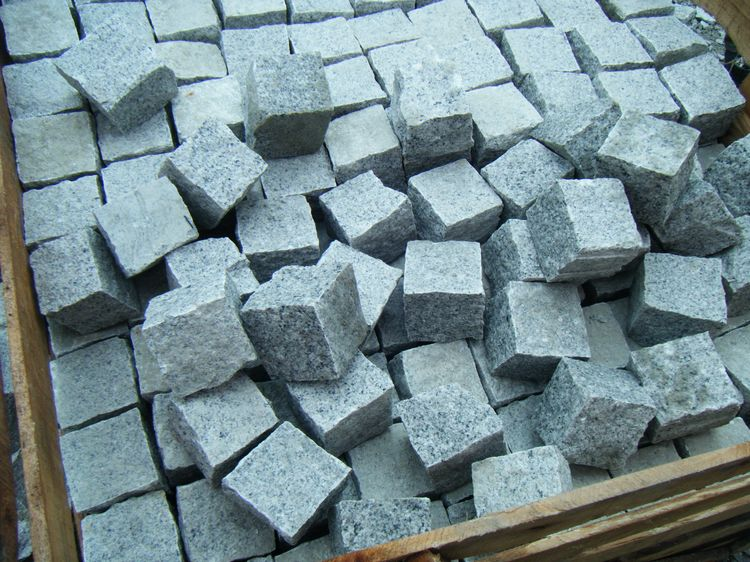 Granite Cobblestone Pavers : Cobblestone pavers granite paving stone china