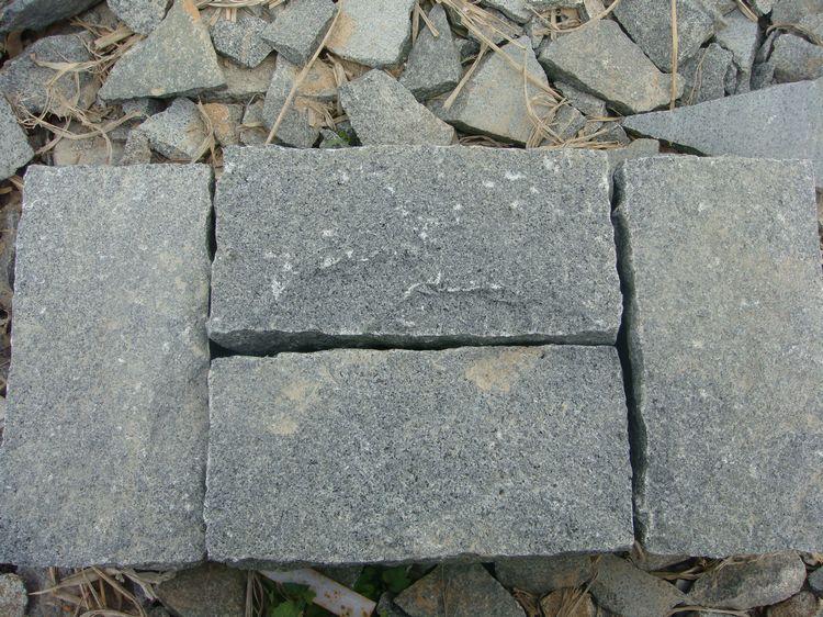 granite g654 paving stone cobblestone pavers china alcp007 - Cobblestone Pavers