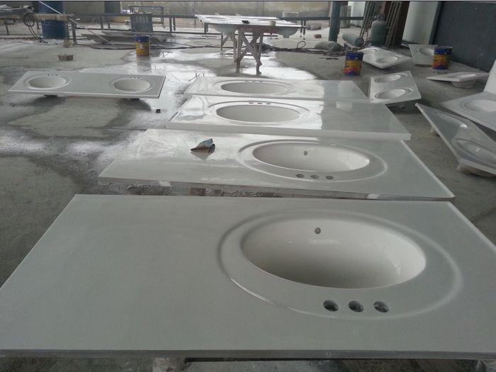 Cultured Marble Vanity Tops, Countertops