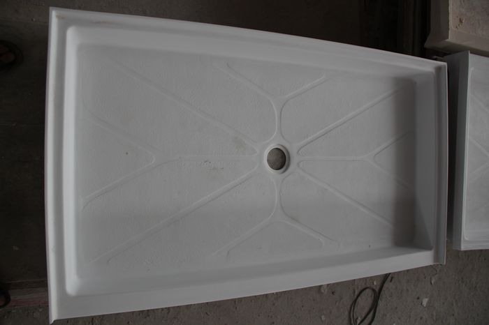 Marvelous Cultured Marble Shower Pans